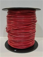 16awg 26/30 TC UL1015 105C/600V PVC RED