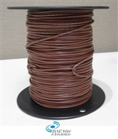 18awg 16/30 TC UL1015 105C/600V PVC BROWN