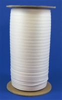 DHS 00CL HEAT SHRINKABLE FLAT BRAIDED POLYESTER TAPES/TIE CORD